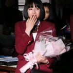 広瀬すず「学校のカイダン」最終回の撮影終了!最後のスピーチに涙が溢れる。